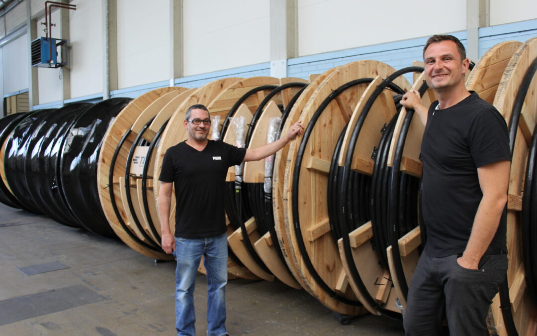 Our cables for more renewable energies!
